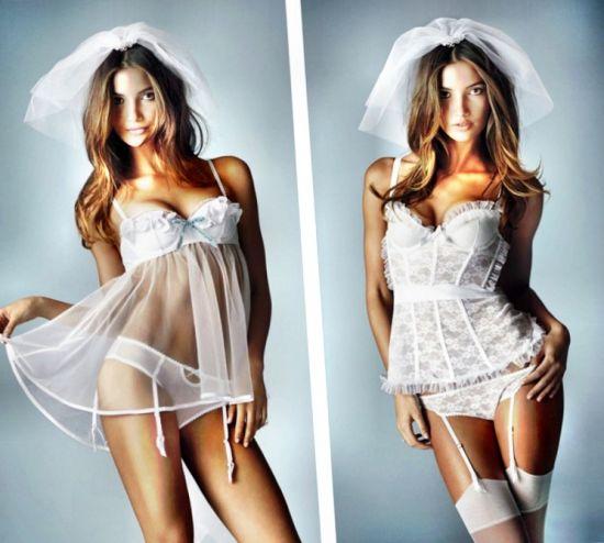 Charmel Сексуальное свадебное белье