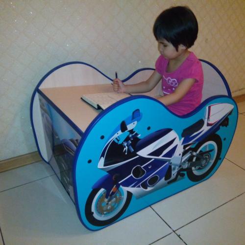 Стол-мотоцикл