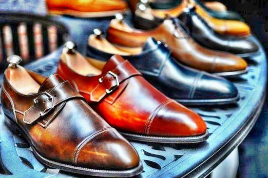 Традиционная классика мужская обувь