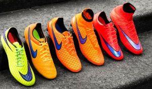 Бутсы Nike из новых коллекций