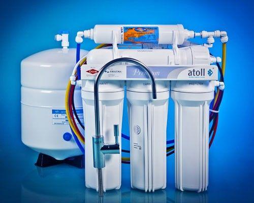 Очистительная установка для воды