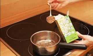 Как принимать сухие семена льна для похудения