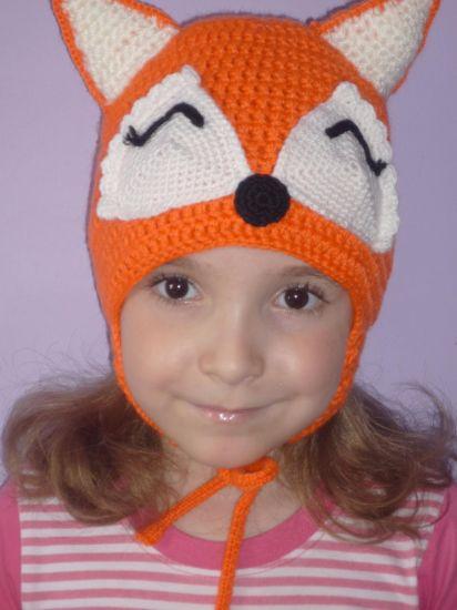 Детские шапочки спицами с описанием для девочек