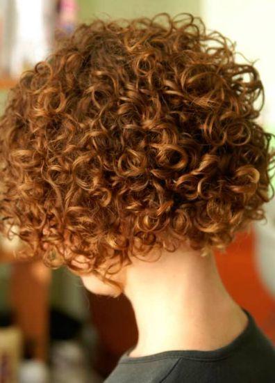 Завивка волос кислотой
