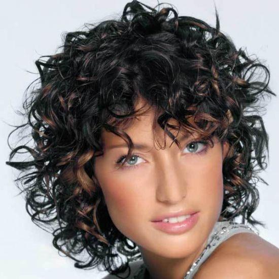 Вертикальная завивка волос фото на короткие волосы