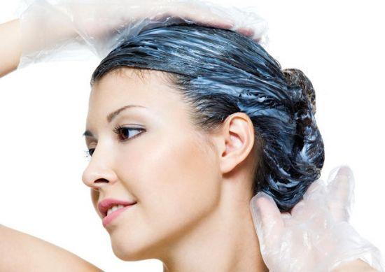 Кефирная маска для густоты и силы волос