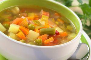Как сварить овощной суп для диеты