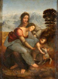 Святая Анна с Мадонной