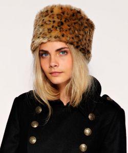 Зимние шапки для модниц