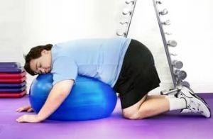 «Ленивое» ожирение