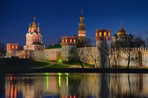 Достопримечательности Москвы: на земле, в небесах и воде