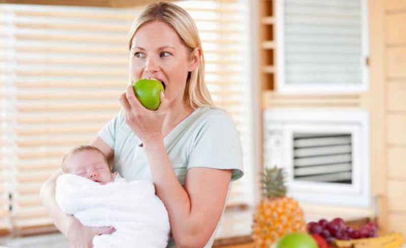 Лишний вес после кормления грудью Как похудеть после