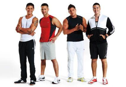 как одеться на фитнес мужчине