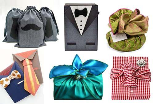 Все об оформлении подарков - мужской подарок