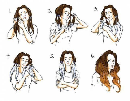 Балаяж в домашних условиях на длинные волосы