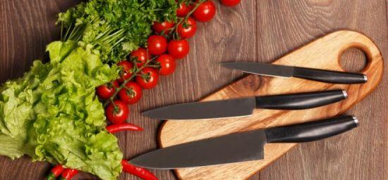 Секреты выбора ножей