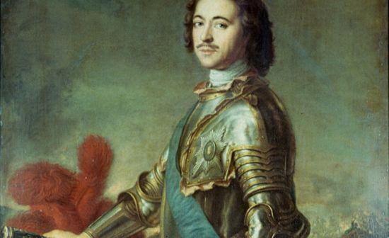 Петр Романов, Петр I