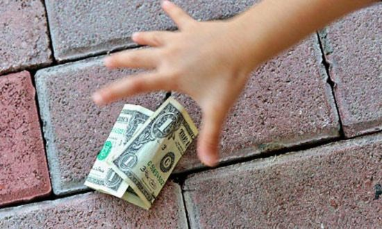 Сны о деньгах