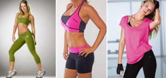 в чем ходить на фитнес женщинам