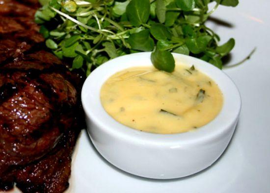 Рецепт пикантного беарнского соуса