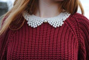 Как подобрать аксессуары под свитер