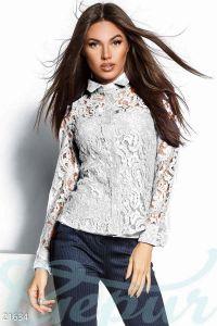 5 советов, как выбрать белую блузку