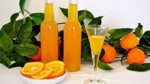 оранчелло из апельсинов
