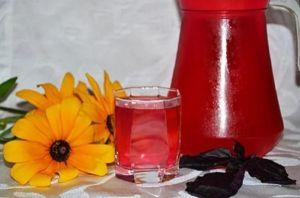 Как приготовить освежающий и полезный напиток из базилика?