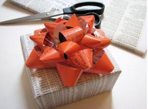 Все об оформлении подарков