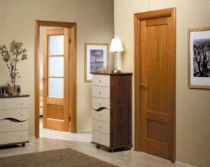 Межкомнатные двери из сосны
