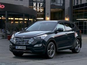 Обзор автомобиля Hyundai Santa Fe 2012