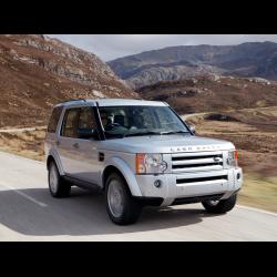 Обзор автомобиля Land Rover Discovery 3