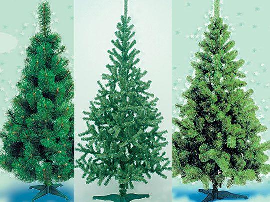 Искусственные елки и их виды