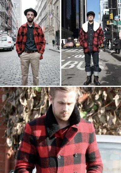 Мужская куртка: создаем имидж
