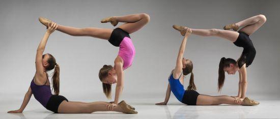 Акробатика – развиваем ловкость и красоту движений