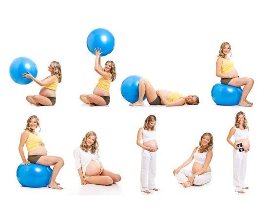 Фитнес для беременных во втором триместре