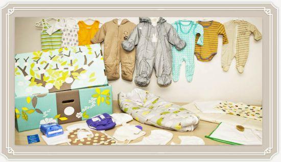 Какую одежду купить младенцу