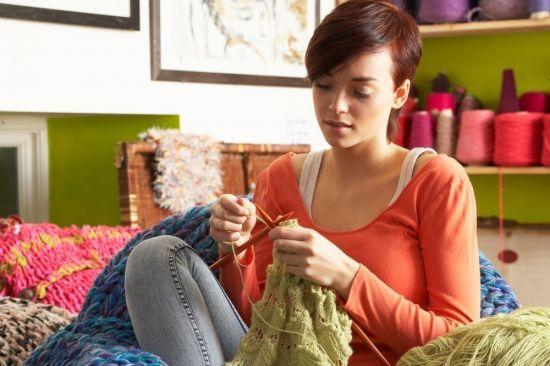 Вязание - хобби на все времена