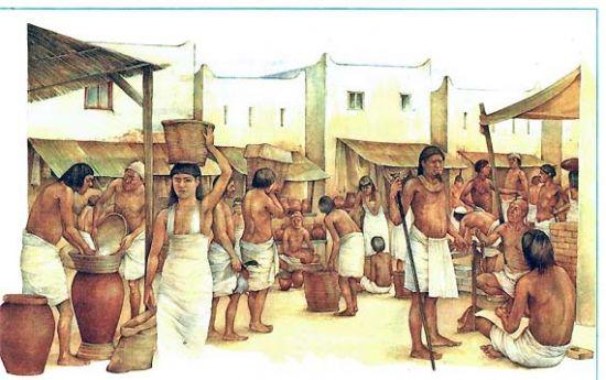 Жизнь Древнего Египта