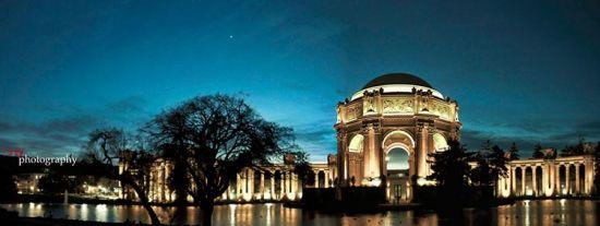 Романтичный Сан Франциско