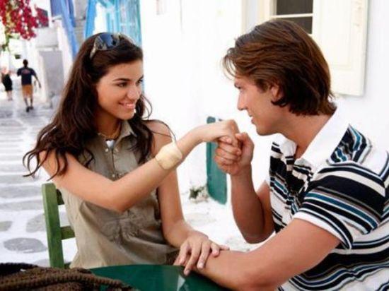 Знакомство с девушкой с помощью комплимента
