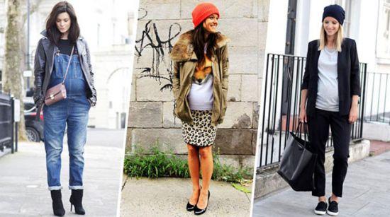 Гардероб беременной: как выглядеть красиво?