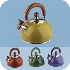 Что нужно знать о чайниках со свистками