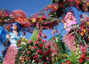 Сказочный Карнавал в Ницце