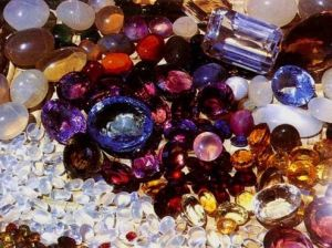 Известные драгоценные камни и ювелирные изделия Шри-Ланки