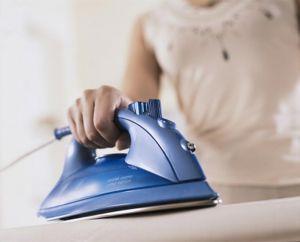 Как очистить утюг от накипи в домашних условиях