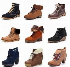 осенняя обувь