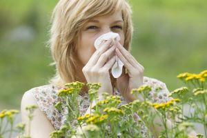Помощь аллергику