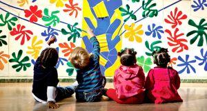 Приобщение детей к различному искусству