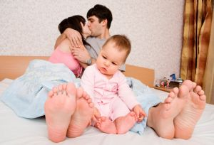 Секс после родов - мужское и женское либидо